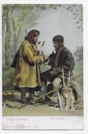 Loffel-Zigeuner - Undivided Back - Hungary