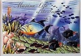 Antigua Barbuda 2001**Marine Life, MNH [19;32] 1. - Meereswelt