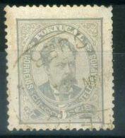 PORTUGAL ( POSTE ) : Y&T  56a   TIMBRE  BIEN  OBLITERE  . - 1862-1884 : D.Luiz I