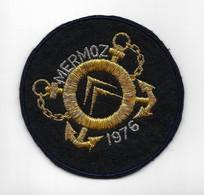 Mermoz 1976 Paquebot Lancé Le 17 Novembre 1956 Chantiers De L'Atlantique Saint Nazaire - écusson En Tissu Brodé - Patches