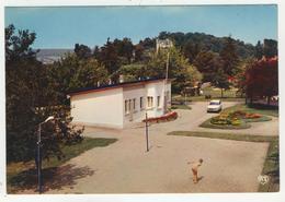 18 - Saint-Amand-Montrond -         Camping De La Roche - Saint-Amand-Montrond
