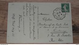 CPA Convoyeur COLMAR A METZERAL 3° …... … PHI.......2608 - 1877-1920: Période Semi Moderne