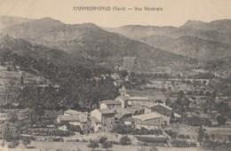 CPA - Chamborigaud - Vue Générale - Chamborigaud