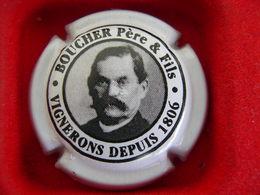 * Capsule De Champagne BOUCHER P. & F. N° 5 * - Capsules & Plaques De Muselet