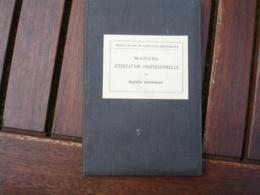 P L M Paris Lyon Mediterranee Train Manuel Education Professionnelle - Documents Historiques