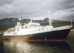 6 AK Mit Schiffen Im Südatlantik - Endeavour - Mltanovsky - Disco - Adventurer - Explorer - Shuleykin * - Altri