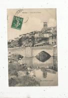 Cp , 87,  BELLAC ,  Pont De La Pierre ,voyagée - Bellac