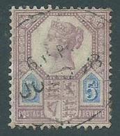 Grande Bretagne 1887-1900 Yvt 99 - 1840-1901 (Victoria)