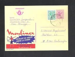 PUBLIBEL N° 2642 N  - MOULINEX   - 5F  (632) - Publibels