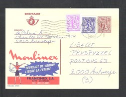 PUBLIBEL N° 2724 N  - MOULINEX - FRANCIMEX S.A.  - 6F  (631) - Publibels