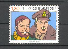 3283 Blake En Mortimer  Postfris** 2004 - Unused Stamps