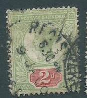 Grande Bretagne 1887-1900 Yvt 94 - Used Stamps