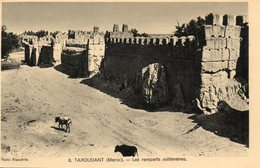 Taroudant      Les Remparts......no.6 - Sonstige