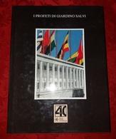 Vicenza I Profeti Di Giardino Salvi Ente FIERA Libro Illustrato 1990 - Fotografia