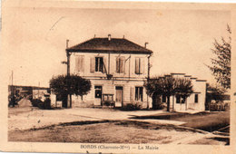 BORDS - La Mairie   (113402) - France