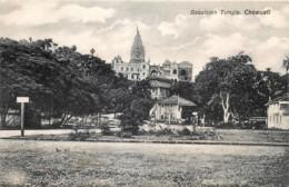 Inde - Bombay - Babulnath Temple , Chowpati - India