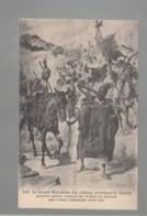 CPA (Alg.) Le Grand Marabout Des Riffains Préchant La Djehed - Algeria