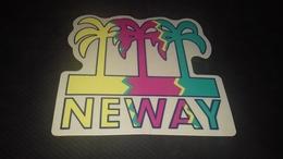 Autocollant Neway Surf N° 1 - Autocollants
