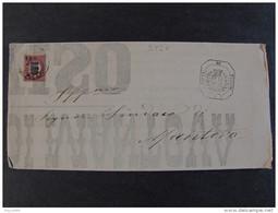 """3926 ITALIA Regno-1878- """"Ondine"""" C. 2 Su 1,00 + Marca TORINO>MANTOVA (descrizione) - Marcofilie"""