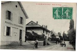 LA BALME DE  SILLINGY ROUTE DE FRANGY LA POSTE TRES ANIMEE - Frankreich