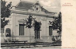 CHATELAILLON - La Mairie  (113406) - Châtelaillon-Plage