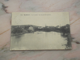 ROCHEFORT: La L'Homme - Vue Du Pont Des Pierres - Rochefort