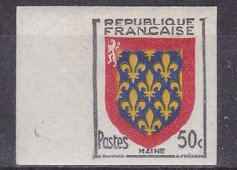 France, Non Dentelés - Yvert N° 999 ** - Imperforates