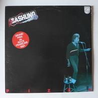 LP/ Alain Bashung - Pizza / Philips -1981 - Otros - Canción Francesa