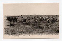 - CPA AGRICULTURE - EN BEAUCE - La Moisson - Photo Neurdein N° 77 - - Cultures