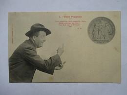 PIECE DE MONNAIE ...... VIENS POUPOULE          TTB - Monnaies (représentations)