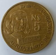 URUGUAY - 5 Pesos 1976 - Commémorative - - Uruguay
