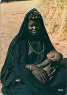 CPA MAURITANIE -jeune Maman - Mauritania