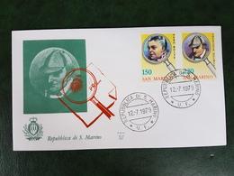(35546) F.D.C. SAN MARINO  1979 - FDC
