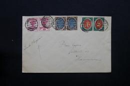 ALLEMAGNE - Enveloppe De Weimar Par Avion En 1919 Pour Hannover - L 28406 - Germany