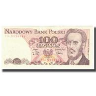 Billet, Pologne, 100 Zlotych, 1988, 1988-12-01, KM:143e, SUP - Pologne