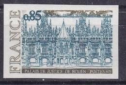 France, Non Dentelés - Yvert N° 1806 ** - Imperforates