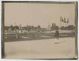 Citrate Circa 1900 . Gymnastique . Possiblement Durant Les Jeux Olympiques De 1900 Au Stade De Vincennes . - Sports