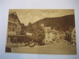MALMEDY : Rue Neuve - Entrée De La Ville - Altri