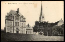 51 - PORT A BINSON - Prieuré De BINSON - La Façade - France