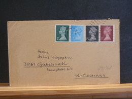 79/368A LETTRE  TO GERMANY - Lettres & Documents