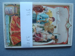 LIEBIG : Costumes Populaires RUSSE Nr 848 - Liebig