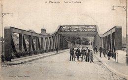 2930 Cpa  Vierzon -  Pont De Toulouse - Vierzon