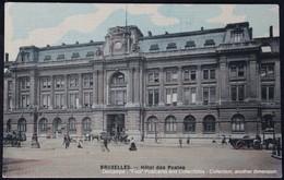 Bruxelles Brussel Brussels Hôtel Des Postes - Poste & Facteurs
