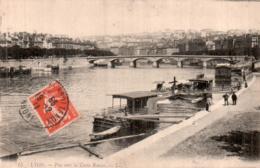 69 LYON VUE VERS LA CROIX ROUSSE - Lyon