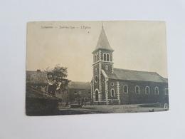 A 1387 - Solwaster Sart Lez Spa L'église - Jalhay