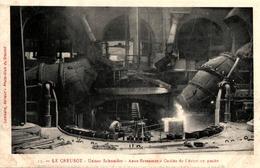 [71] Saône Et Loire > Le Creusot / USINE  SCHNEIDER  /  ATELIER /LOT 750 - Le Creusot