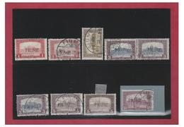ITALIE -- FIUME -- LOT DE TIMBRES -- - Italy