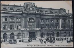 Bruxelles Brussel Brussels Hôtel Des Postes The General Post-office - Poste & Facteurs
