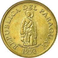Monnaie, Paraguay, F.A.O., Guarani, 1993, TTB, Brass Plated Steel, KM:192 - Paraguay