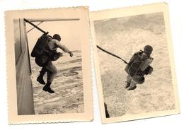 Saut Parachutiste Parachutistes - Guerre, Militaire